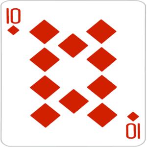 10D Square