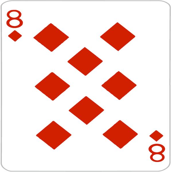 8D Square