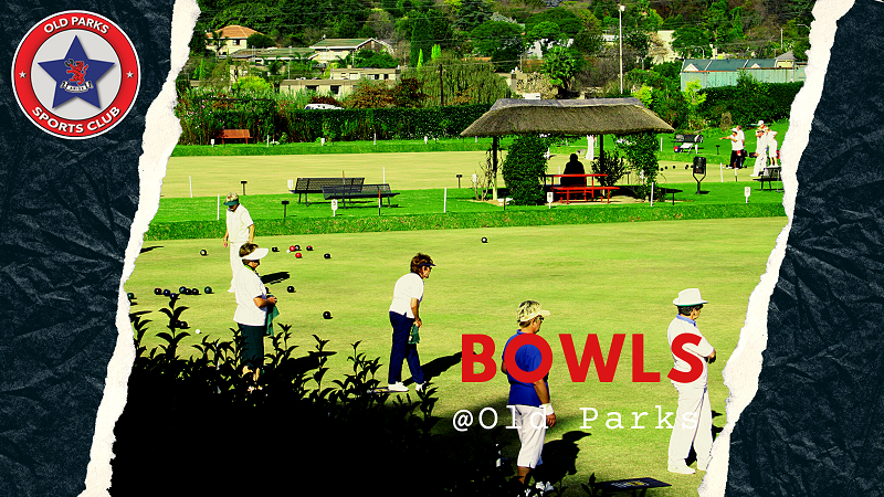 Old Parks Bowls 4 Jan