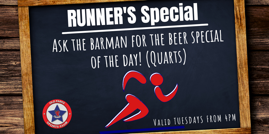 OP Runners Special 2 March