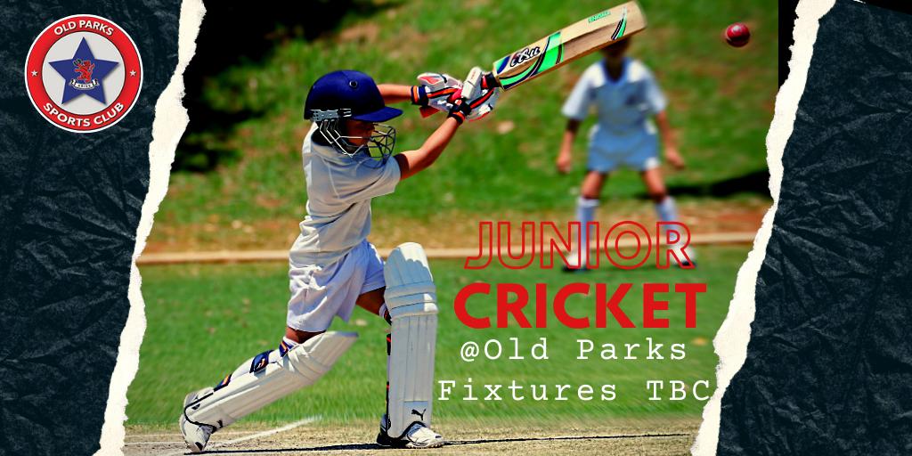Old Parks Senior Cricket Fixtures 1