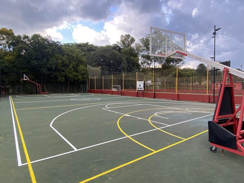 Basketball 03 Home
