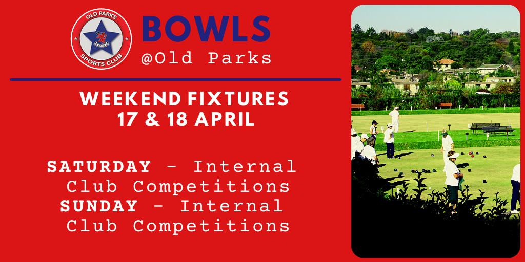 Old Parks Bowls Fixtures 1
