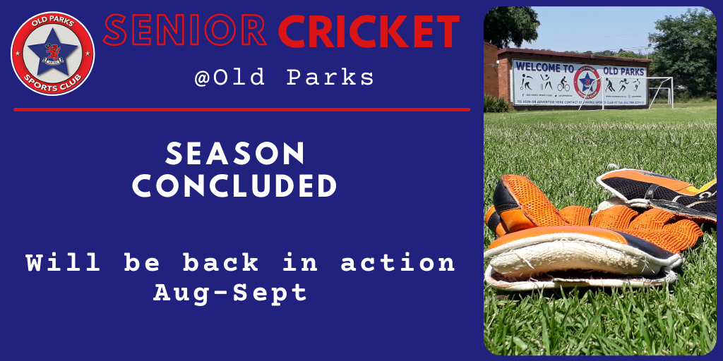Old Parks S Cricket Results 2