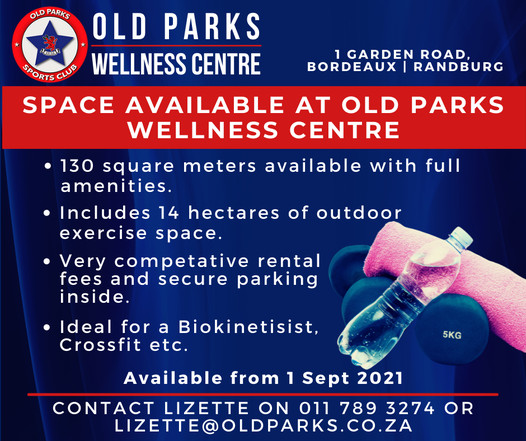 Old Parks Sports Club Wellness Centre