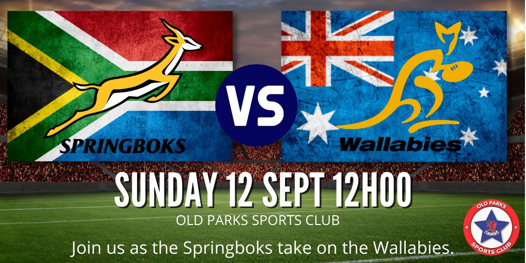 Old Parks Sports Club Rugby SA vs AUS website